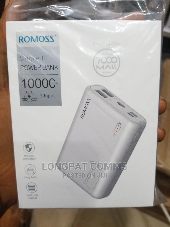 Romoss Power Bank 10000