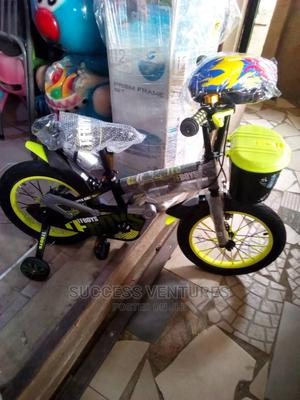 Size 16 Inches Children Bicycle | Toys for sale in Lagos State, Lagos Island (Eko)
