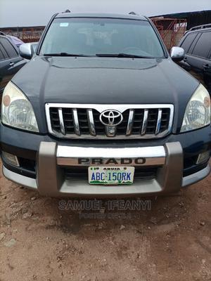 Toyota Land Cruiser Prado 2008 GX Black | Cars for sale in Imo State, Owerri