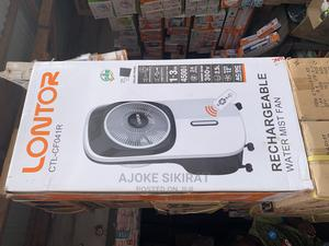 Lontor Rechargeable Air Cooler   Home Appliances for sale in Lagos State, Lagos Island (Eko)