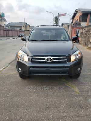 Toyota RAV4 2008 200 4X4 Automatic Gray   Cars for sale in Lagos State, Amuwo-Odofin