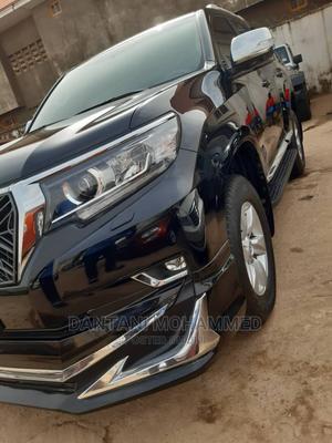New Toyota Land Cruiser Prado 2019 VXR Black   Cars for sale in Kaduna State, Kaduna / Kaduna State