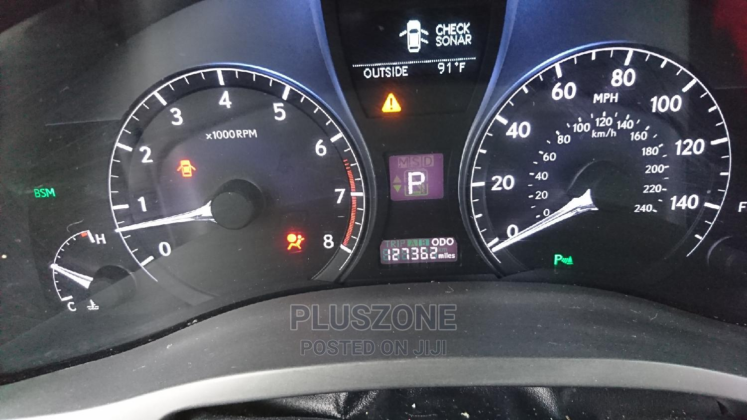 Lexus RX 2013 350 FWD Black   Cars for sale in Isolo, Lagos State, Nigeria