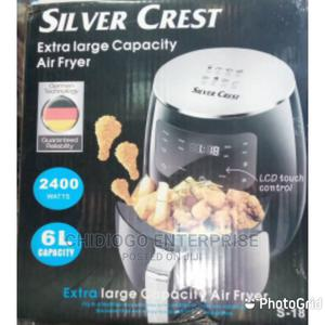 Silver Crest Air Fryer | Kitchen Appliances for sale in Lagos State, Ojo