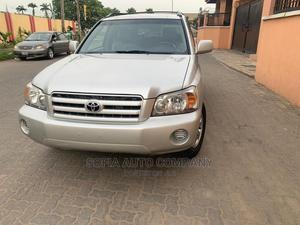 Toyota Highlander 2007 V6 Silver   Cars for sale in Lagos State, Ikeja