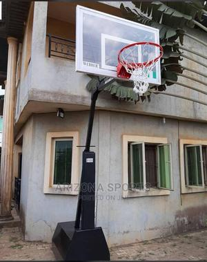 Basketball Stand With Complete Accessories   Sports Equipment for sale in Lagos State, Ajah