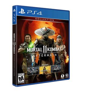 Mortal Kombat 11: Aftermath Kollection - Playstation 4 | Video Games for sale in Lagos State, Lekki