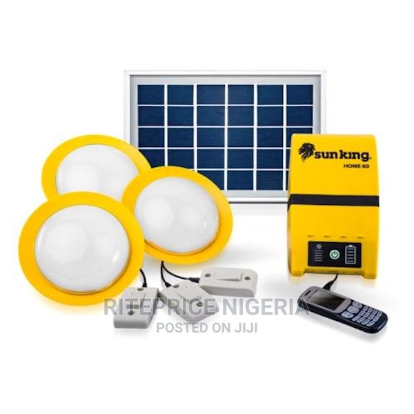 Sun King Home 60 Solar Lamp System | Solar Energy for sale in Ikeja, Lagos State, Nigeria