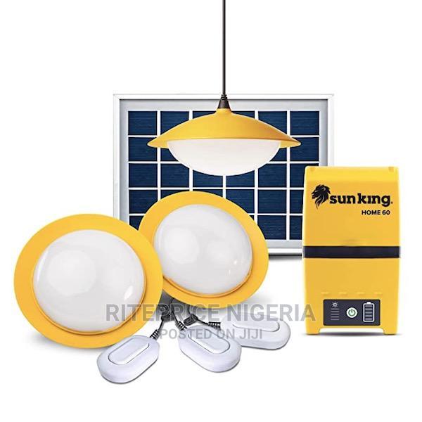 Sun King Home 60 Solar Lamp System