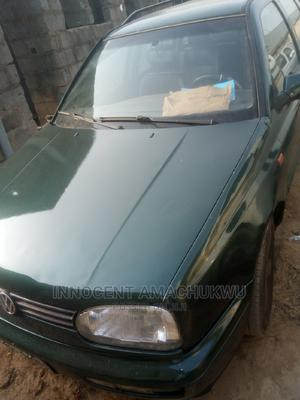 Volkswagen Golf 1995 Variant Green   Cars for sale in Abuja (FCT) State, Kubwa