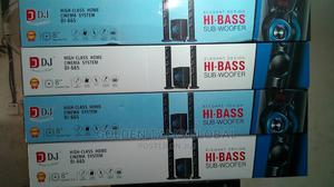 Dj 665 Bluetooth Sounds System | Audio & Music Equipment for sale in Lagos State, Ojo