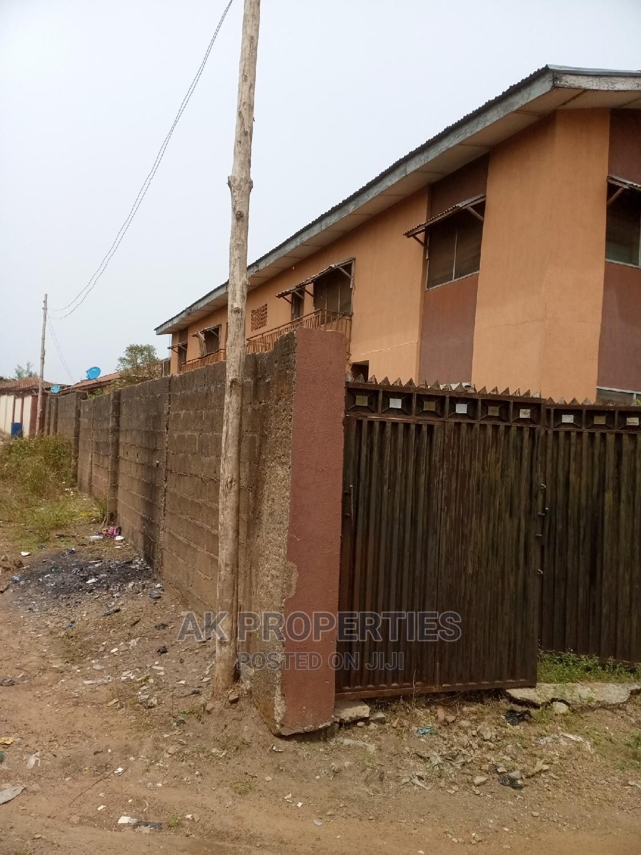 Archive: A Four Block of Three Bedroom Flat at Isebo Alakia Ibadan