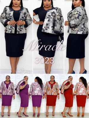 Elegant Female Quality Turkey Gown and Jacket | Clothing for sale in Lagos State, Ikeja