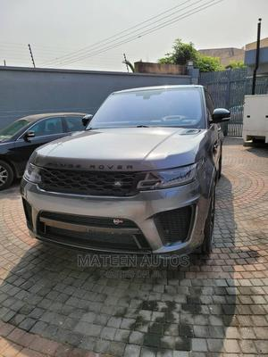 Land Rover Range Rover Sport 2016 SVR 4x4 (5.0L 8cyl 8A) Gray | Cars for sale in Lagos State, Lekki