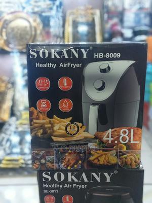Sokany 4.8l Healthy Air Fryer | Kitchen Appliances for sale in Lagos State, Lagos Island (Eko)