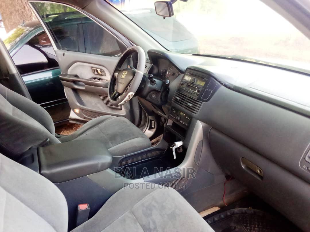 Honda Pilot 2005 EX 4x4 (3.5L 6cyl 5A) Silver   Cars for sale in Makurdi, Benue State, Nigeria