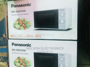Panasonic 20 Litres Microwave Oven Manual- NN-MW255   Kitchen Appliances for sale in Lagos State, Lekki