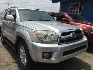 Toyota 4-Runner 2009 Limited 4x4 V6 Silver | Cars for sale in Lagos State, Apapa