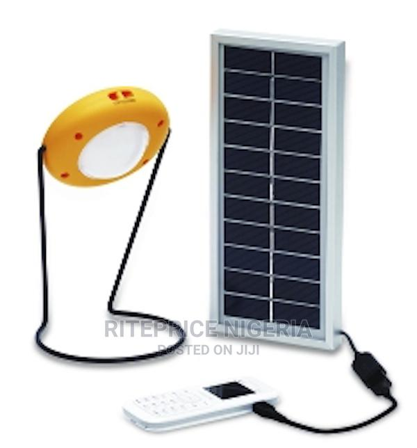 Sun King Charge Solar Lamp and Mobile Charger