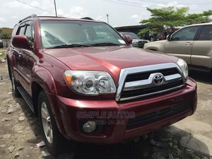 Toyota 4-Runner 2009 Limited 4x4 V6 Red   Cars for sale in Lagos State, Apapa