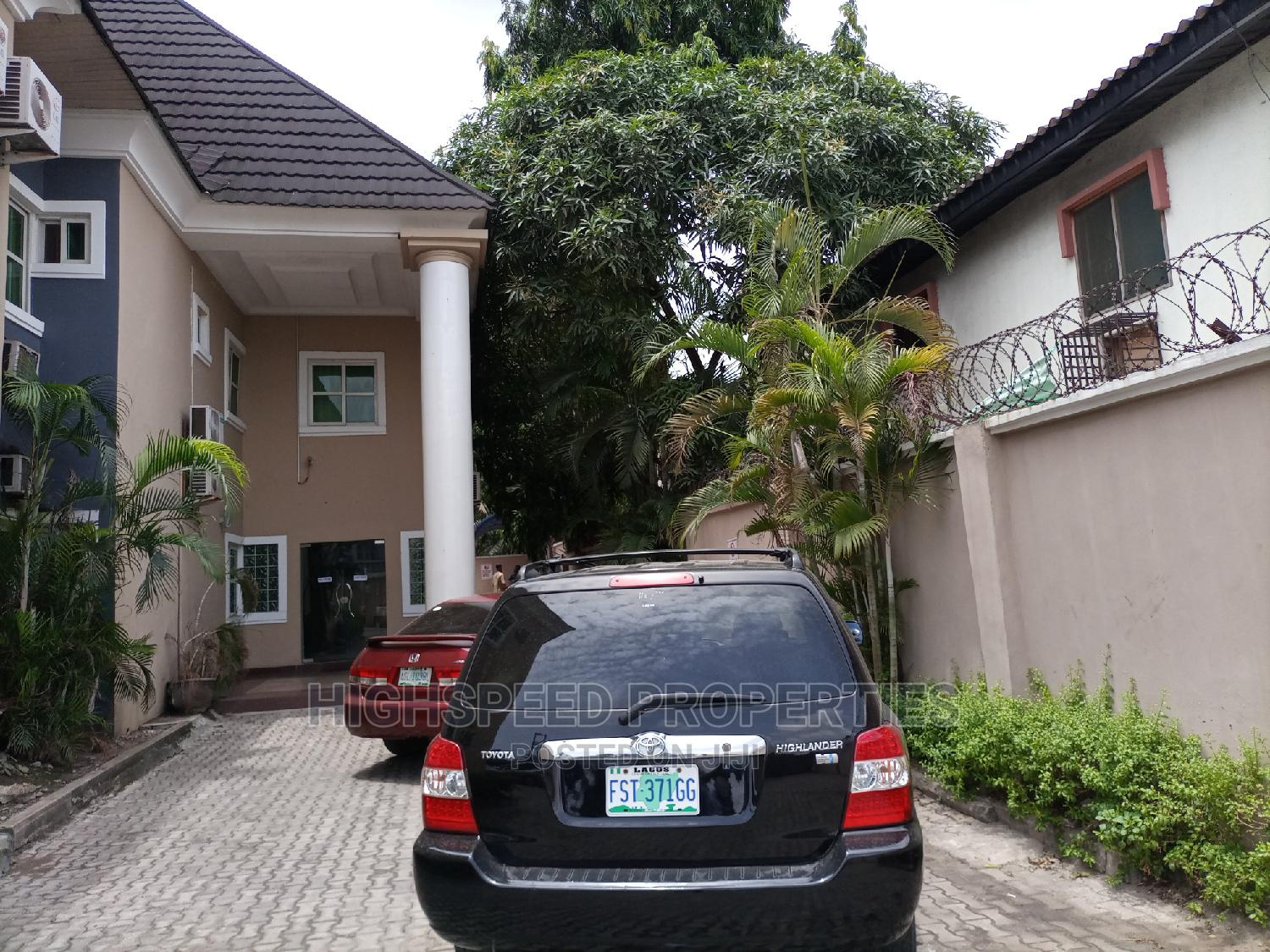Archive: A Functioning 30 Rooms Hotel at Amuwo Odofin for Sale