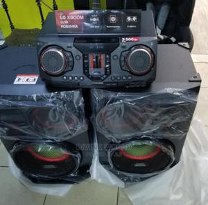 2021 LG 3500W (CL98) Bluetooth Powerful Sound System 2years | Audio & Music Equipment for sale in Lagos State, Ojo