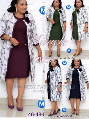 Elegant Trendy Female Turkey Quality Gown and Jacket | Clothing for sale in Lagos State, Ikeja