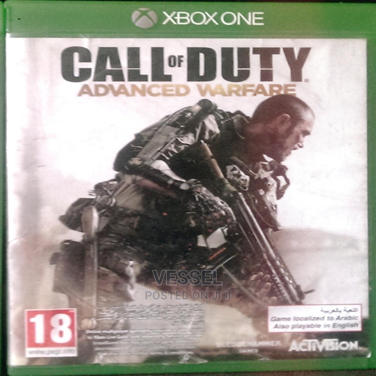 Archive: Xbox One Call of Duty Advanced Warfare
