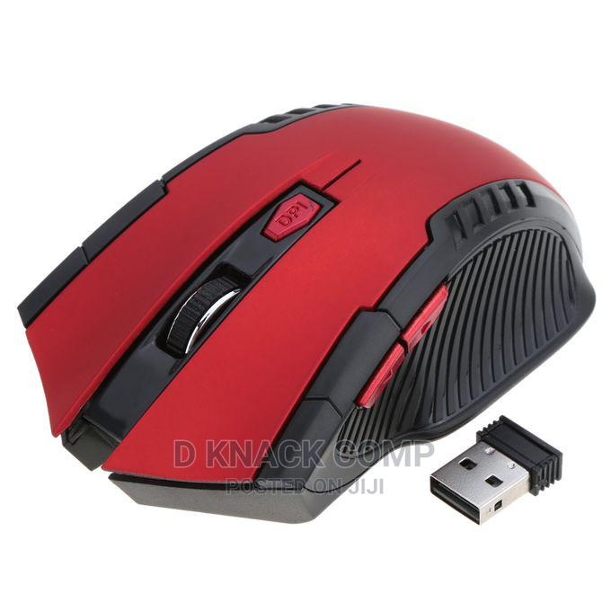 Archive: 2.4G Wireless Gaming Mouse/Mice Portable 2400DPI