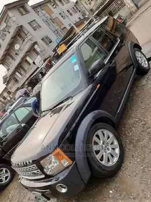 Land Rover LR3 2007 V8 SE Black | Cars for sale in Lagos State, Mushin