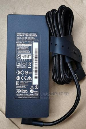 Razer Blade Advance 15 Charger 230wh   Computer Accessories  for sale in Lagos State, Ikeja