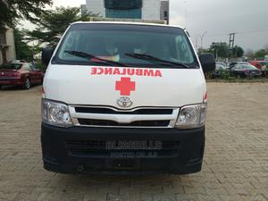 2012 Registered Toyota Hiace Ambulance   Buses & Microbuses for sale in Abuja (FCT) State, Central Business District