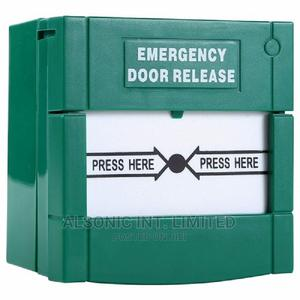 Security Alarm Emergency Door Release Button,Fire Alarm Emer | Safetywear & Equipment for sale in Abuja (FCT) State, Wuse