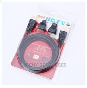 HDMI Cable, HDMI to Mini and Micro HDMI Adapters (3 in 1) | Accessories for Mobile Phones & Tablets for sale in Lagos State, Ikotun/Igando