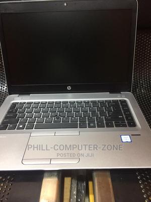 Laptop HP EliteBook 840 G3 8GB Intel Core I5 SSD 500GB   Laptops & Computers for sale in Lagos State, Ikeja
