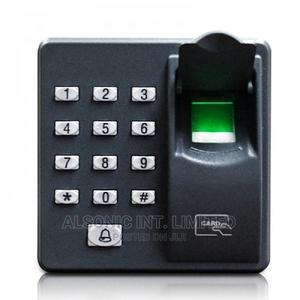 Standalone Fingerprint Door Access Control Keypad X6 | Security & Surveillance for sale in Abuja (FCT) State, Wuse