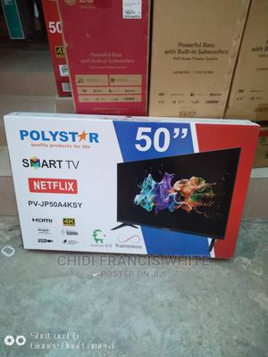 Polystar 50inches Television | TV & DVD Equipment for sale in Lagos State, Ojo