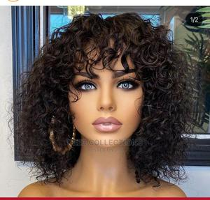 Hot Curly Hair Wig | Hair Beauty for sale in Lagos State, Yaba