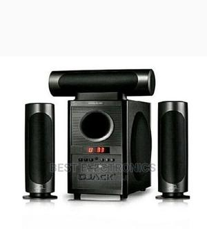 Djack 3.1ch Heavy Duty Bluetooth Home Theatre System | Audio & Music Equipment for sale in Abuja (FCT) State, Wuse