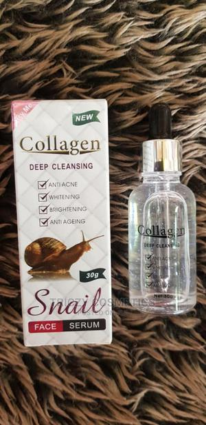 Collagen Deep Cleansinf Facial Serum   Skin Care for sale in Lagos State, Surulere