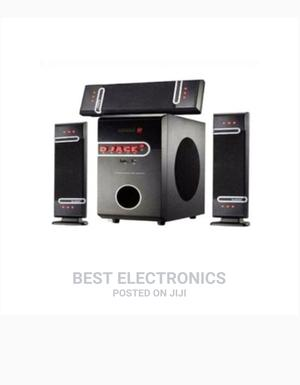 Djack 3.1 Complete Home System With Bluetooth Function D3L | Audio & Music Equipment for sale in Abuja (FCT) State, Asokoro
