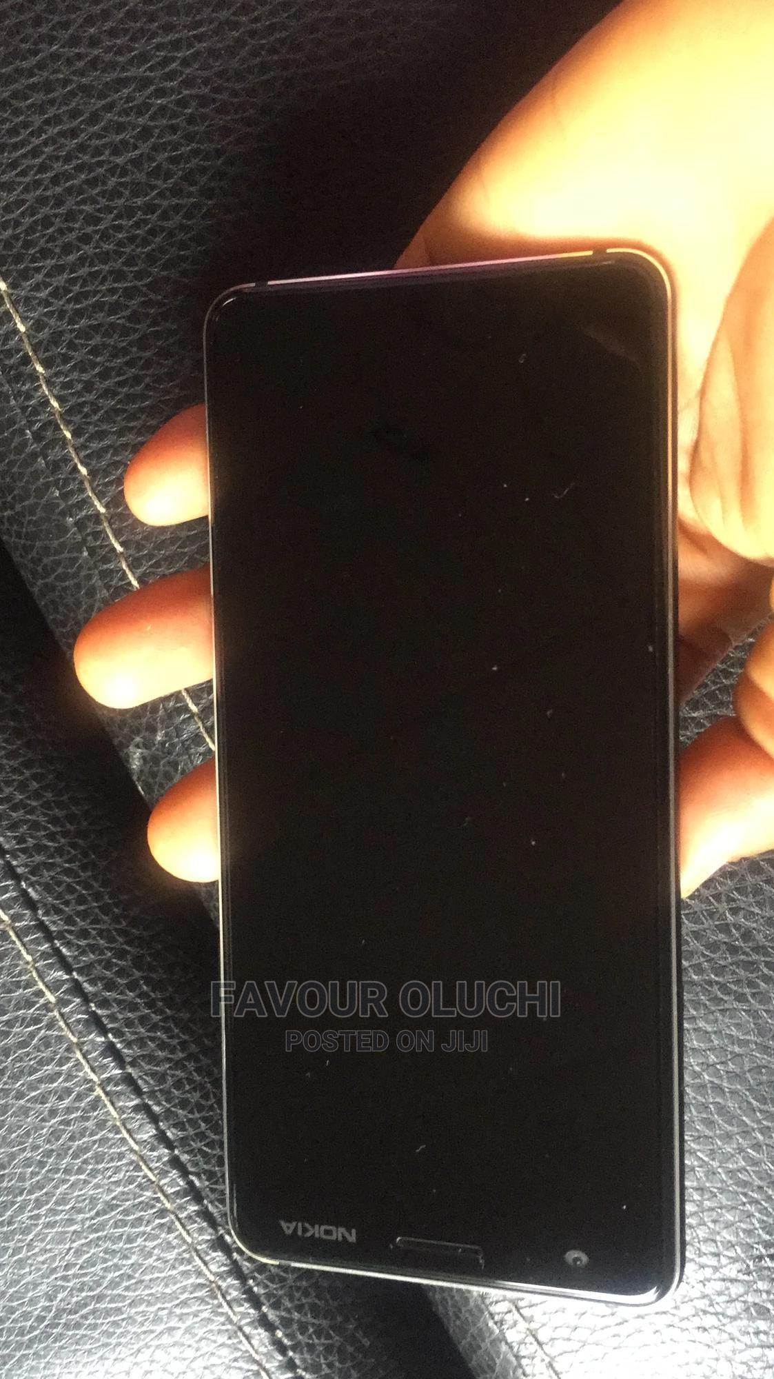 Nokia 3.1 16 GB Black