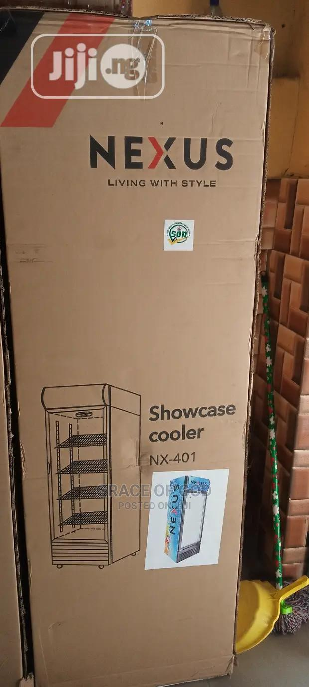 Archive: Nexus Showcase Glass Standing Refrigerator NX401 100%Copper