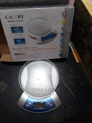 5kg Camry Digital Kitchen Scale | Kitchen Appliances for sale in Lagos State, Ojo
