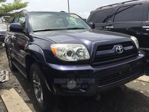 Toyota 4-Runner 2009 Limited 4x4 V6 Blue | Cars for sale in Lagos State, Apapa