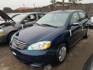 Toyota Corolla 2004 LE Blue   Cars for sale in Lagos State, Apapa