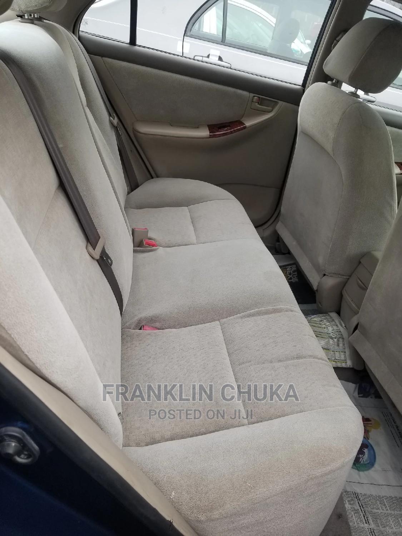 Toyota Corolla 2004 LE Blue | Cars for sale in Apapa, Lagos State, Nigeria
