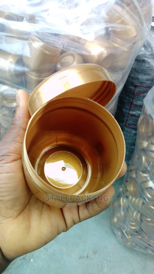 50 Pieces 150ml Cream Jar | Manufacturing Materials for sale in Ikorodu, Lagos State, Nigeria