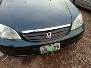 Honda Civic 2004 1.4i LS Green | Cars for sale in Abuja (FCT) State, Central Business District