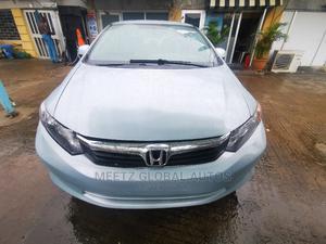 Honda Civic 2012 2.2 CDI 5 Door Blue   Cars for sale in Lagos State, Yaba